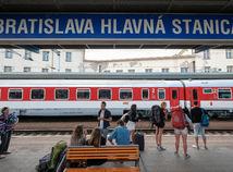 Železnice ukázali nové vozne, pozrite si fotografie