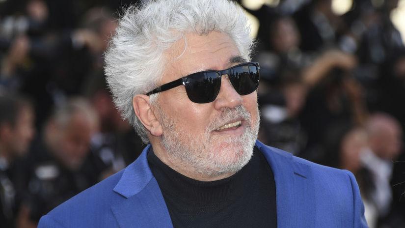 Režisér, scenárista a producent Pedro Almodovar...