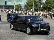 Putin tromfol Trumpa aj limuzínou, má ju oveľa dlhšiu