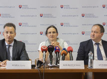 Stawa, Kolíková, Antohi, CEPEJ