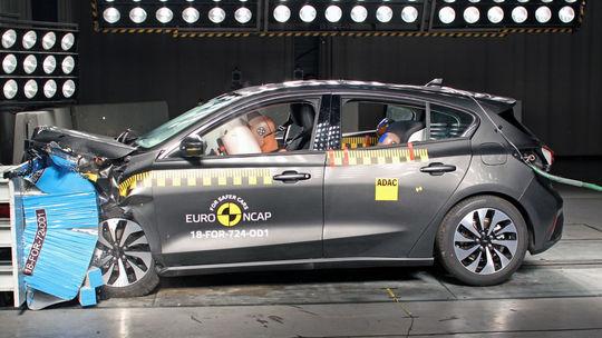 Euro NCAP: Focus aj Volvo XC40 majú päť hviezdičiek. Nič iné sa nečakalo