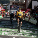 Kráľom Alpe d'Huez je Thomas, Sagan vedie po odstúpení Gaviriu o 210 bodov
