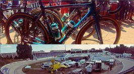 sagan bicykel