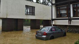 SR Vysoké Tatry počasie povodne evakuácia POX