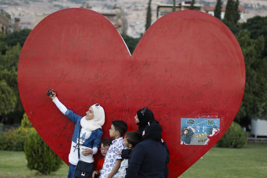 Sýria, srdce