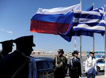Špinavá provokácia, znie z Kremľa na margo diplomatickej prestrelky s Aténami