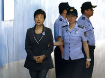 Pak Kun-hje, Park Geun-hye