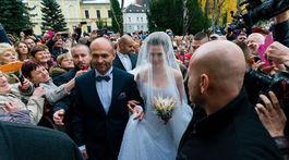 Rok 2015: V novembri sa Katarína Smolková vydala za Petra Sagana.