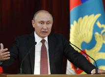 Rusko Moskva Putin Trump summit hodnotenie