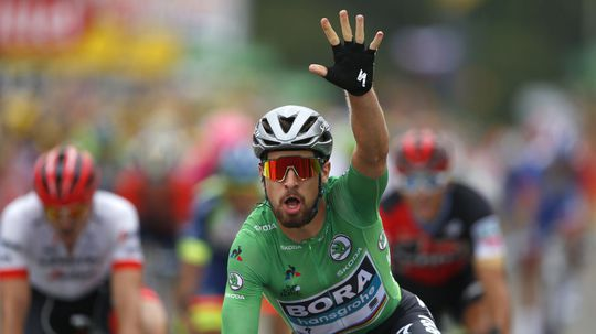 Sagan SR cyklistika Tour de France 13. etapa