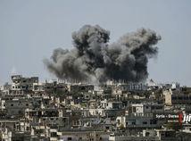 Sýria nepokoje Dará vláda vlajka povstalci odchod