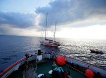 Proactiva Open Arms, loď, migranti