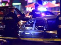 Toronto, kanada, streľba