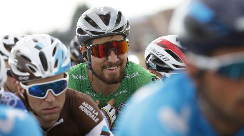 Francúzsko cyklistika SR Tour de France Sagan