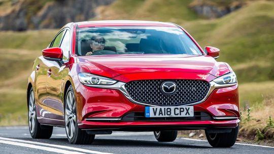 Mazda 6: Zreje ako víno. Prichádza s tretím faceliftom!