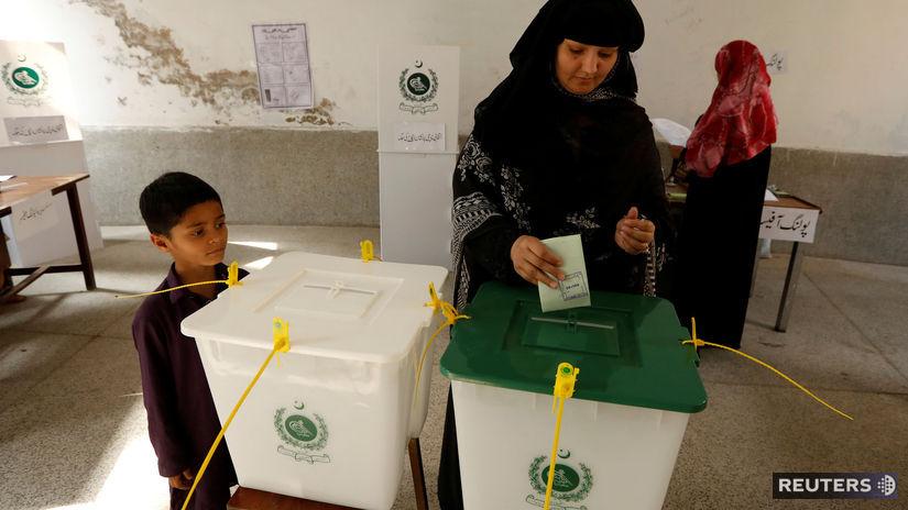 PAKISTAN, voľby