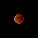 červený Mesiac, zatmenie mesiaca