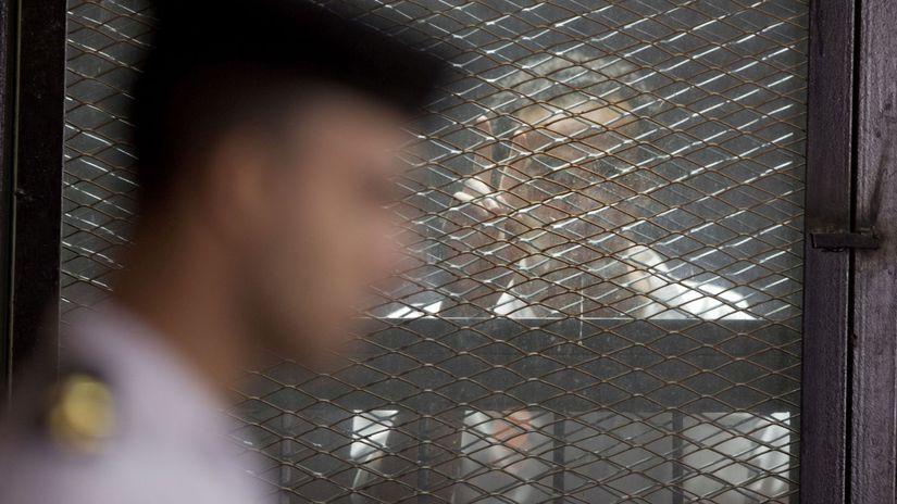 Egypt, súd, moslimské bratstvo
