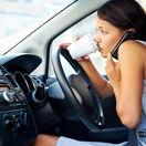 vodič, auto, šoférovanie, nehodovosť, mobil za volantom