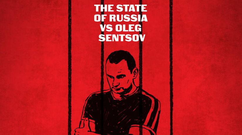 Ruský štát vs Oleg Sencov