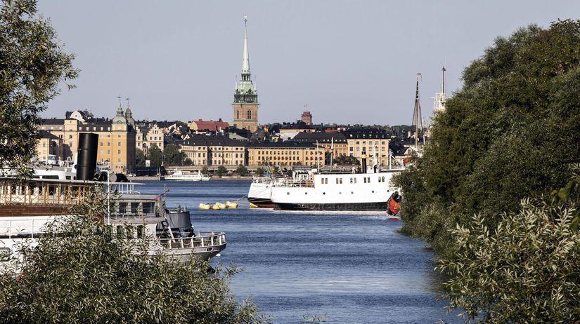 Švédsko, Štokholm
