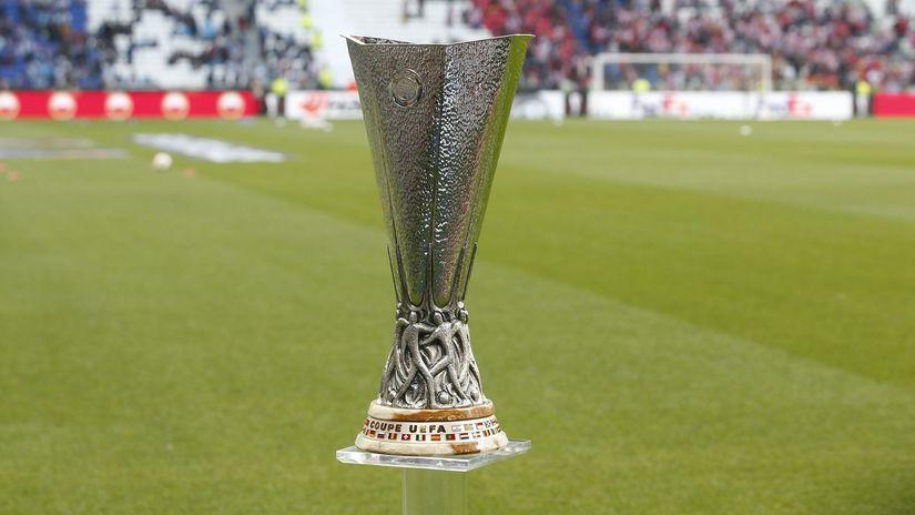 Európska liga, trofej,