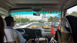 Čína, Peking, doprava