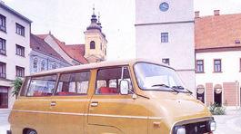 Škoda 1203 - 50 rokov