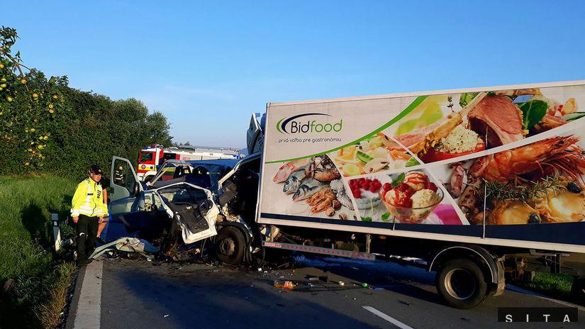 Tragická dopravná nehoda, Prešov