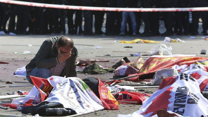 Turecko IS odsúdení doživotie Ankara