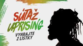 0f4f1ac9b0 Vyhrajte dva lístky na reggae festival Uprising