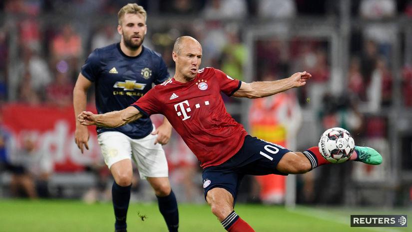 Bayern Mníchov, Manchester United