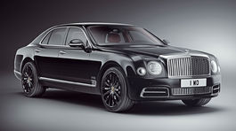 Bentley Mulsanne W.O. Edition by Mulliner - 2018