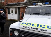 britská polícia, novičok, Skripaľ, vyšetrovanie