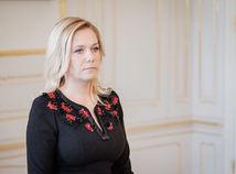 Denisa saková, ministerka vnútra SR