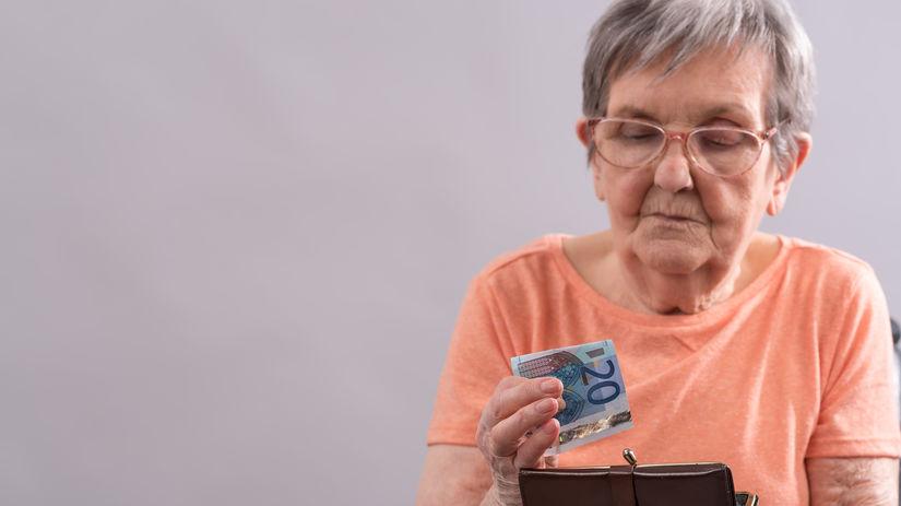 dôchodkyňa, babka, penzia, starobný dôchodok,...