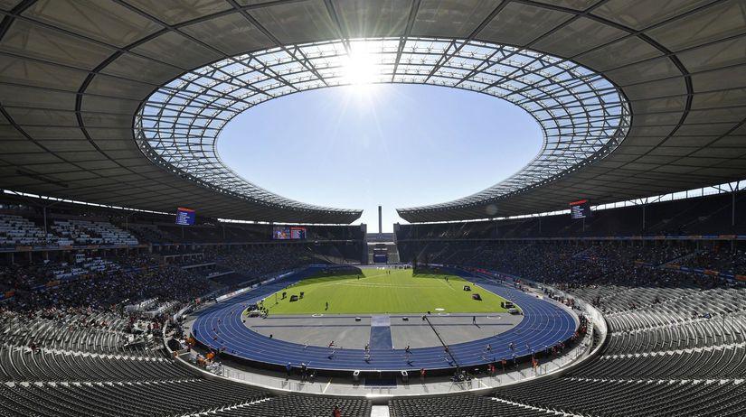 Olympijský štadión, Berlín