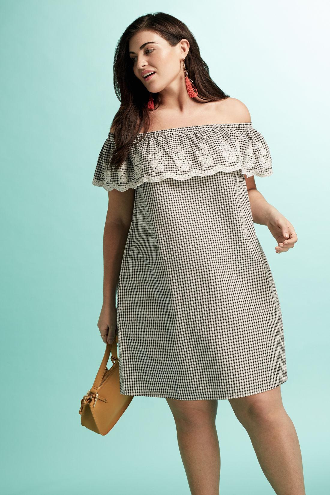 7 tipov na šaty pre dámy s plnšími tvarmi! Sľubujeme 7bc03f7344d