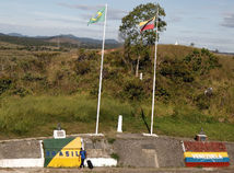 Brazília, Venezuela, hranica