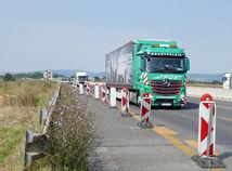 Diaľnica D1, križovatka Triblavina