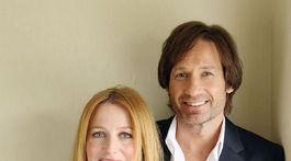 Herci David Duchovny a Gillian Anderson