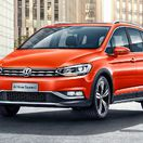 VW Cross Touran L - 2018