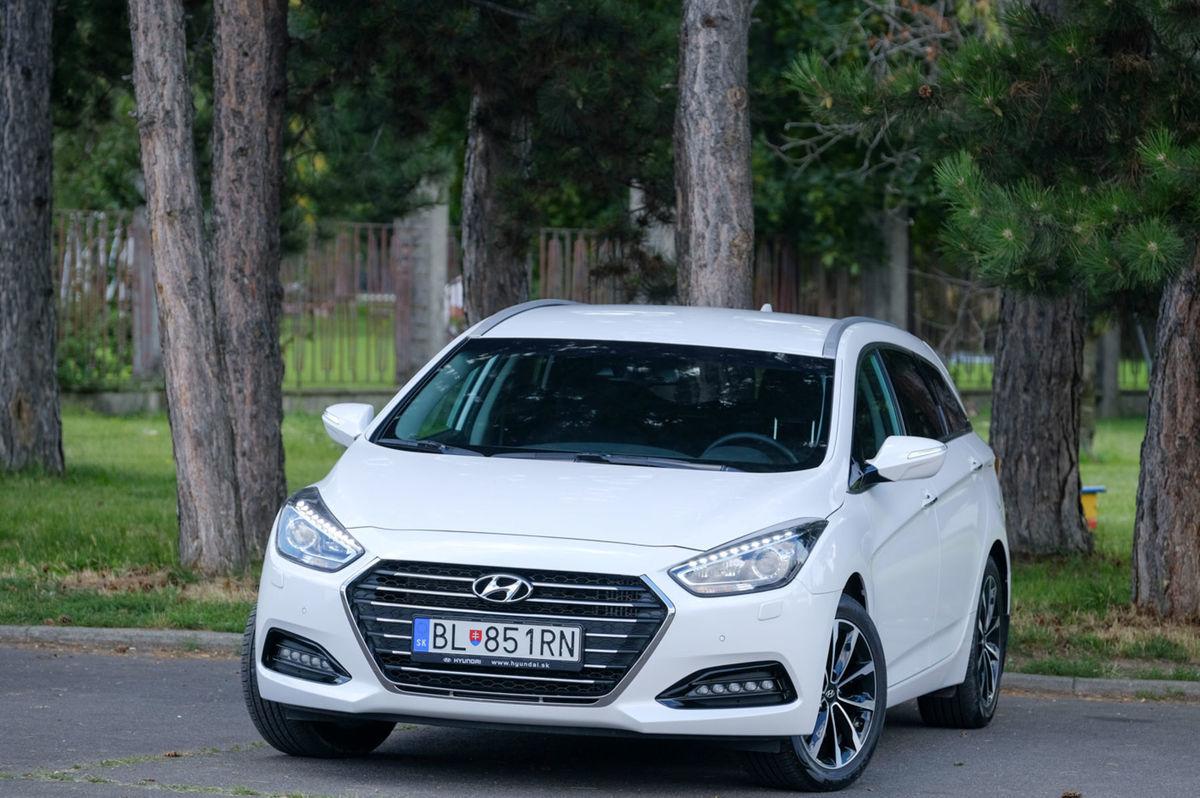 f81f85155 Test: Hyundai i40 kombi 1,7 CRDi - dovolenkový dostavník - Testy ...