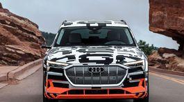 Audi e-tron - rekuperácia 2018