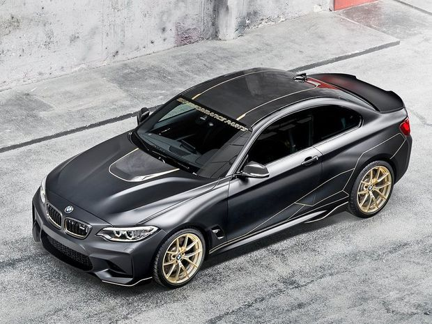 BMW M2 M Performance Parts Concept - 2018