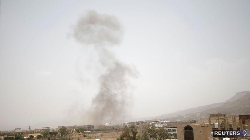 Jemen, nálet, útok