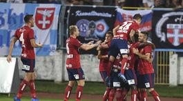 Rapid Viedeň, gól