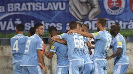 Slovan Bratislava, Rapid Viedeň