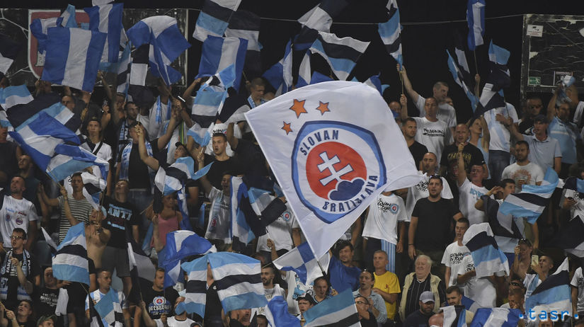 Slovan, Rapid Viedeň
