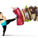 strava, obezita, žena,